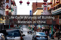 Life Cycle Analysis of Building Materials in China