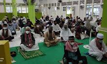 Pengurus Masjid Nurul Aman Kota Baru gelar Sholat Idul Fitri sesuai Protap Satgas COVID-19