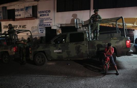 Detienen a 11 personas por saqueos en México