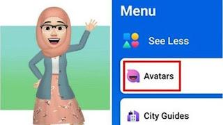 Cara Mudah Membuat Avatar Keren Untuk Update Status Di Facebook