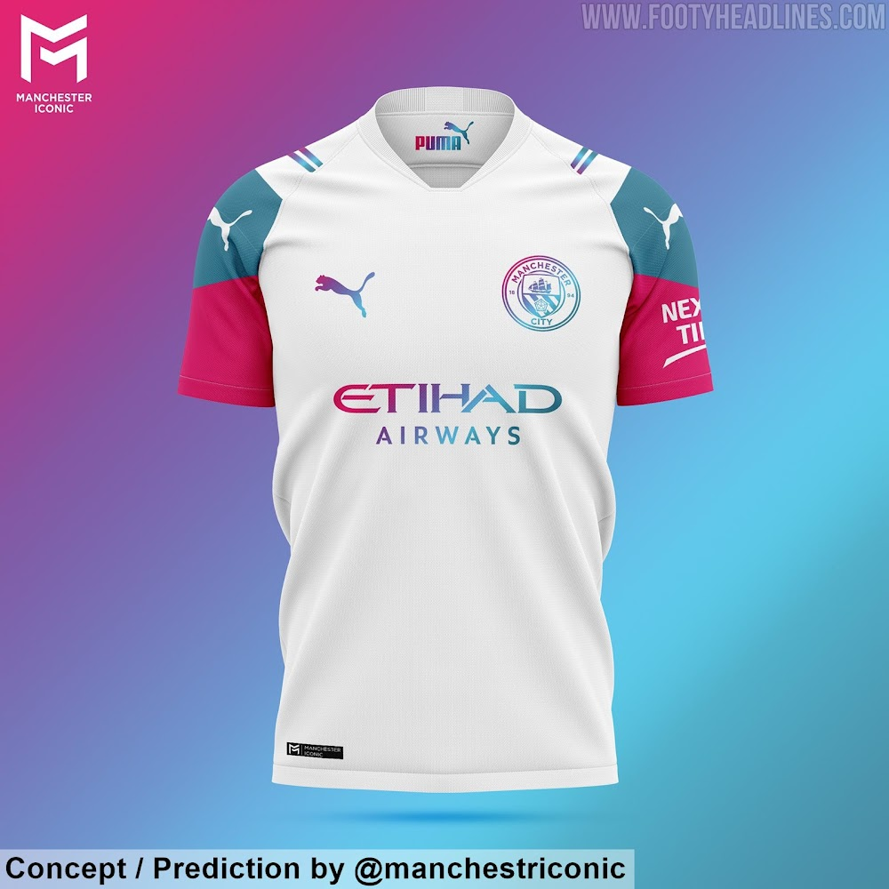 Manchester City Away Kit Puma Manchester City 20 21 Home Away Third Kits Leaked Balr Kit Footy Headlines Our Man City Football Shirts And Kits Come Officially Licensed And In