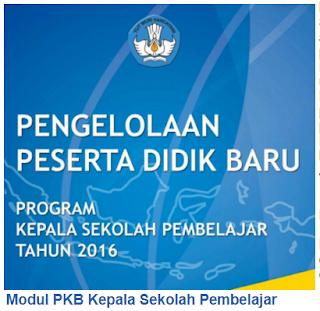 [Download] Modul PKB Kepala Sekolah Pembelajaran 2017