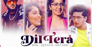 DIL TERA LYRICS | TRANSLATION | HARSHDEEP SINGH