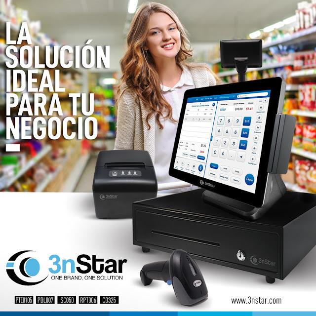 Pantalla Tactil Robusto 24/7 Restaurante Supermercados PTE0105 PTE0206 PTE0205