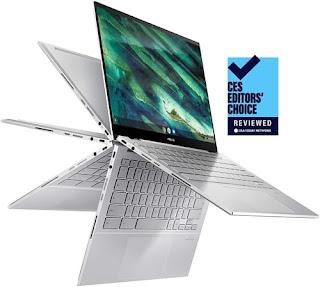 ASUS Chromebook Flip C436FA-DS388T FHD Laptop
