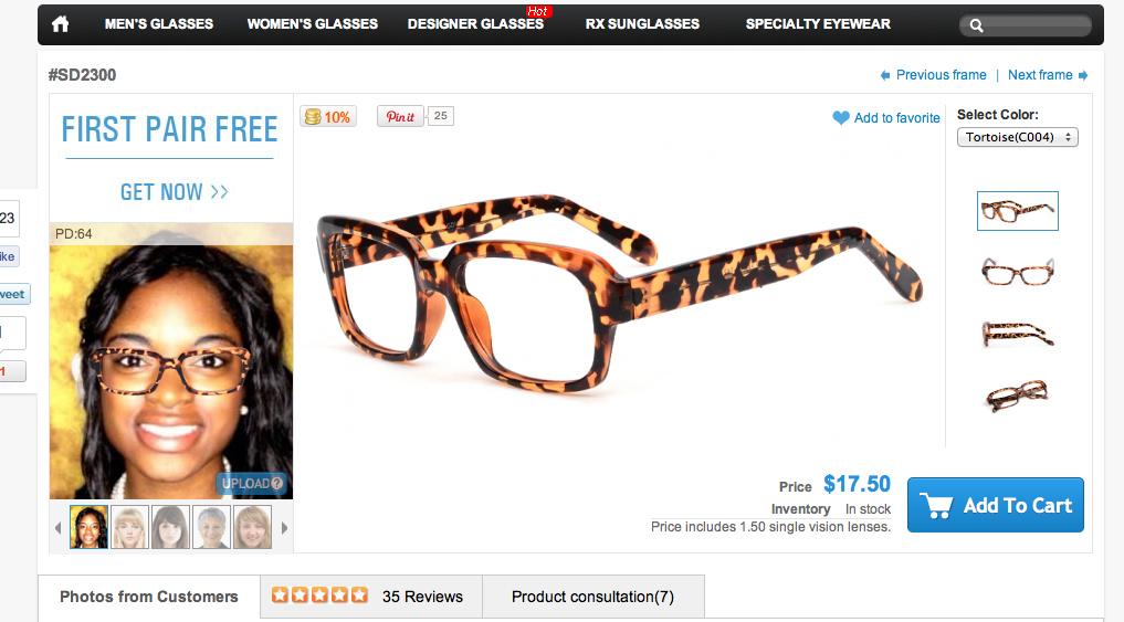 359908ab266 Real College Student of Atlanta  Sponsor  firmoo eyewear  holiday gifts!