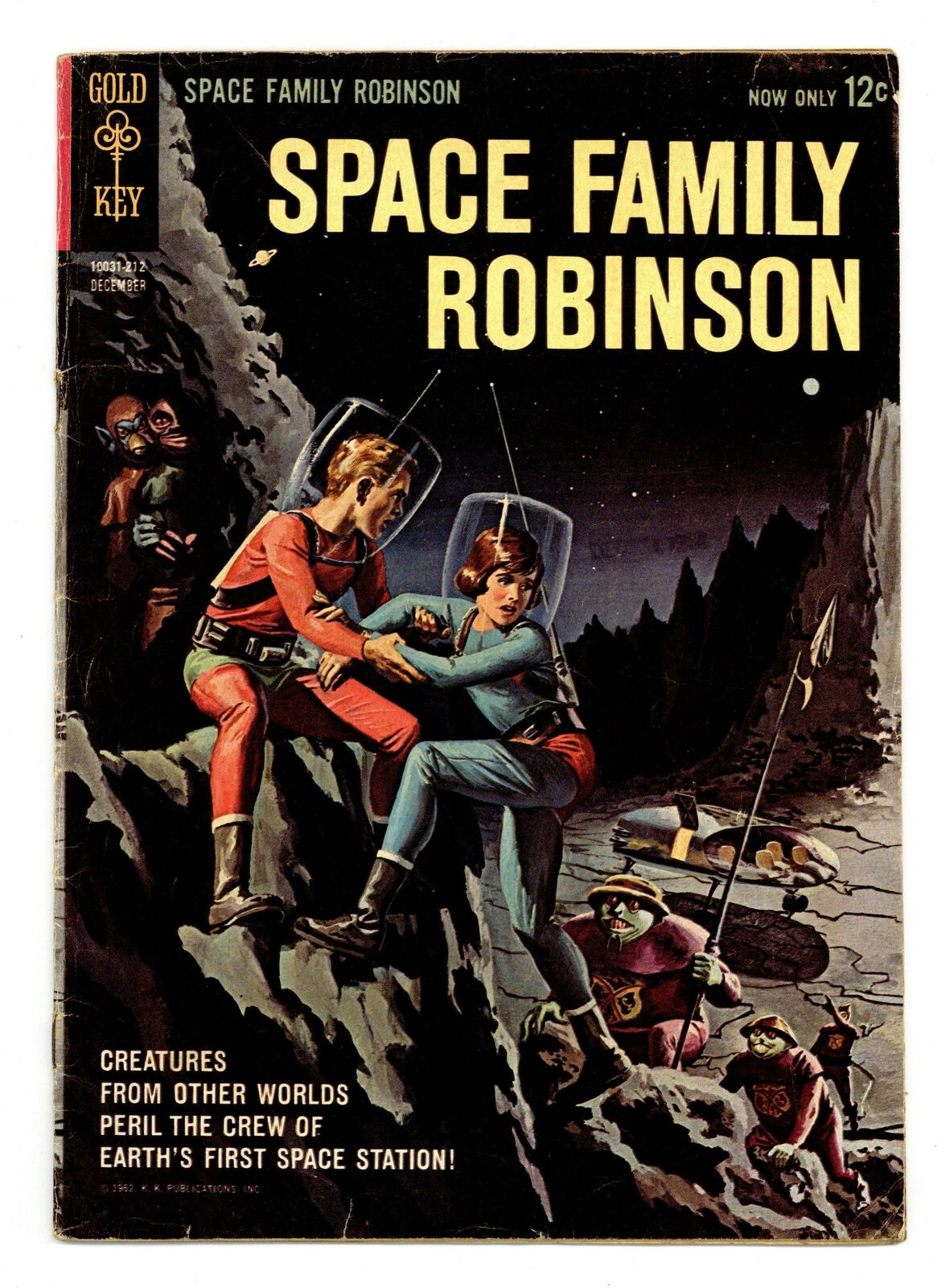 Episode 26 – Lost in Space 2 : Space Family Robinson