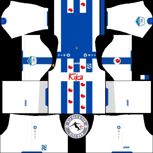 Kit Heerenveen 2019 2020 DLS FTS 15