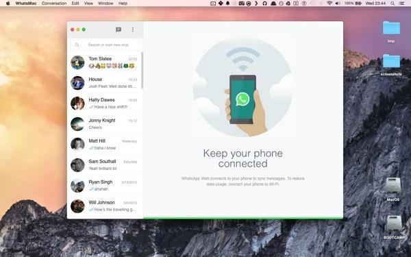 Cara Menggunakan WhatsApp di PC Windows dan Mac
