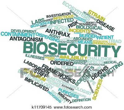 الأمن البيولوجي السلامة البيولوجية والأمن البيولوجي  الأمن البيولوجي والسلامة البيولوجية