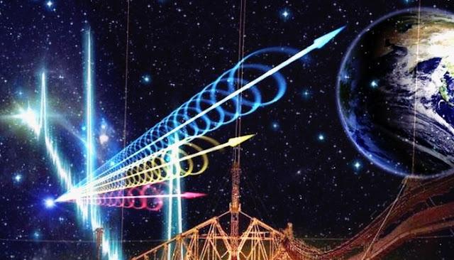 sinais de rádio extraterrestres, sinais extraterrestres, sinais vindo do espaço, sinais FRB, estamos sós no universo, descobertas astronômicas, sinais alienígenas, sinais enviados por alienígenas