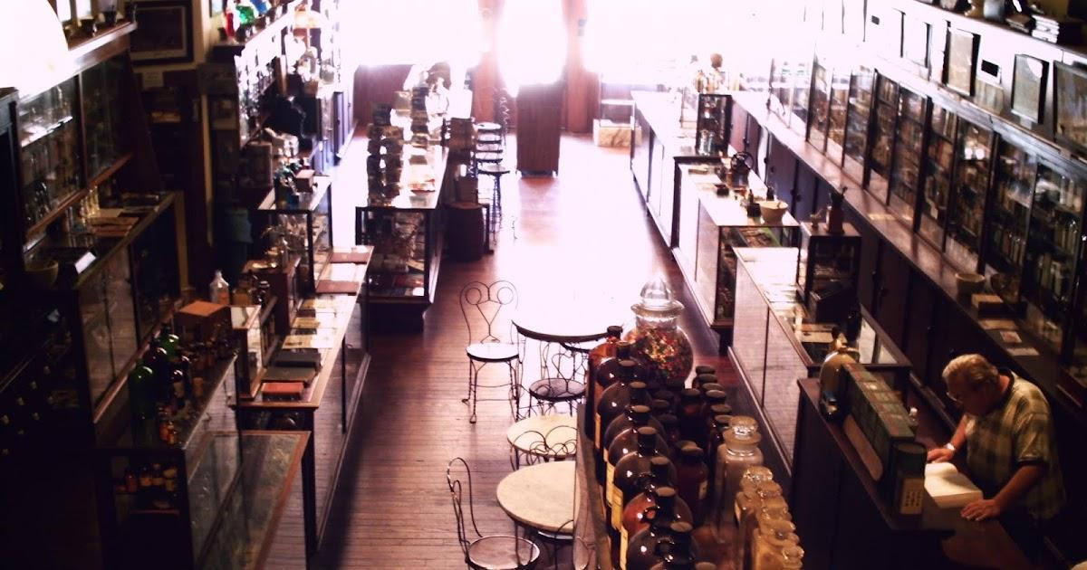 Guthrie, OK History: Oklahoma Frontier Drugstore Museum