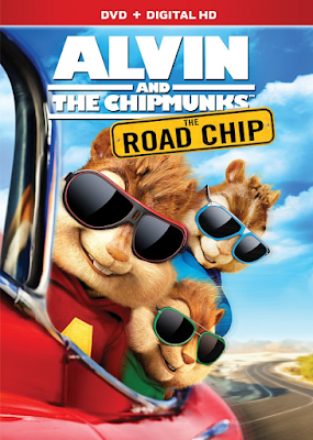 Alvin and the Chipmunks: The Road Chip [Latino]