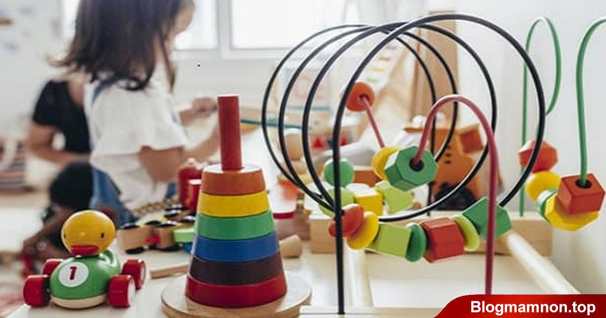 Đồ chơi cho trẻ từ 1 tuổi – 2 tuổi