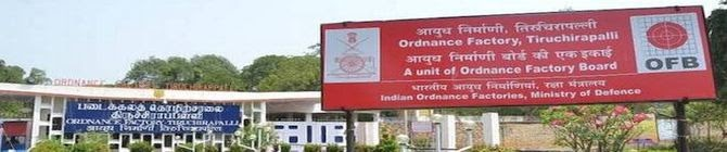 Government Assures Safeguarding Interests of Ordnance Factory Employees