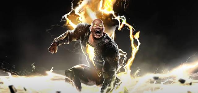 The Rock afirma que Adão Negro não é um herói típico da DC Comics
