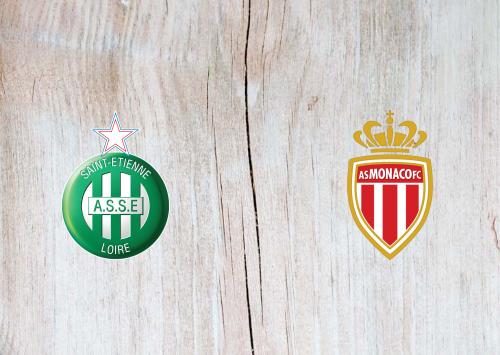 Saint-Etienne vs Monaco -Highlights 3 November 2019