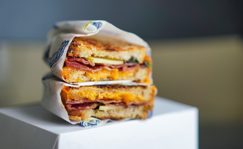 santouits sandwich bar, imbi