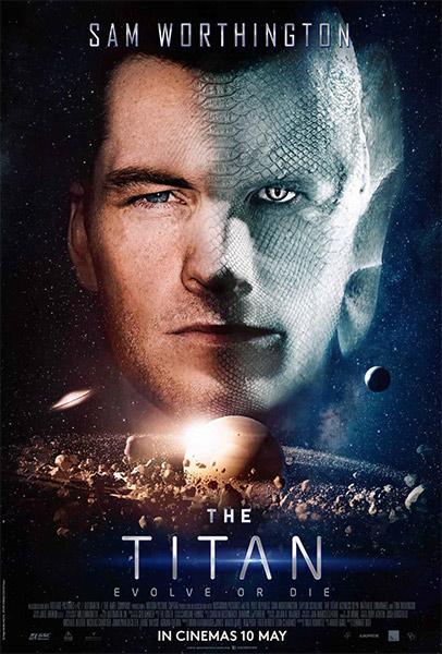 El Titán (HD 1080P y Español- Inglés 2018) poster box code