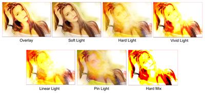 tutorial belajar blending mode photoshop