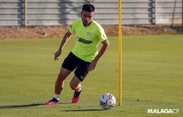 Málaga, entrenamiento este sábado en la Federación