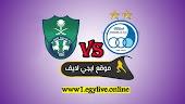 موعد مباراة الأهلي واستقلال طهران بث مباشر -  في دوري أبطال آسيا