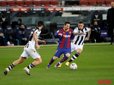 Bóng Đá Trực Tuyến: Nhận định soi kèo Levante vs Barcelona