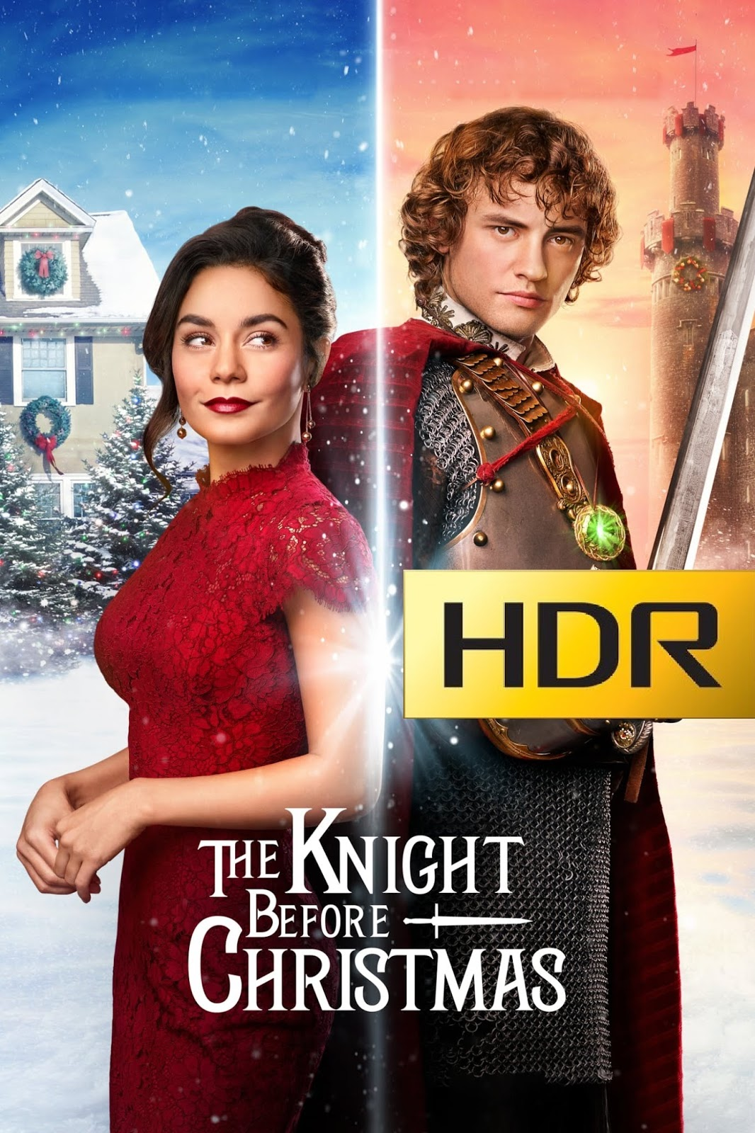 El caballero de la Navidad (2019) NF WEB-DL 1080p HDR Latino