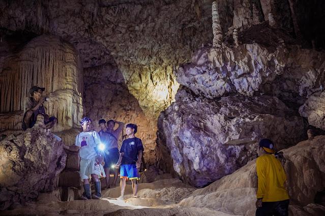 Tempat Wisata di Sulawesi Selatan yang Terkenal, Foto-Foto GuA Loko Enrekang