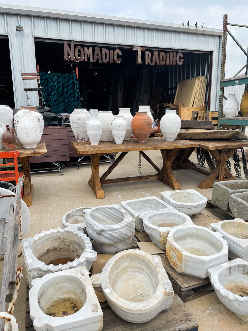 Guide to Round Top Antiques Week