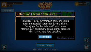 Download Worm Zone mod Apk Tidak Bisa Mati - Game Cacing Unlimited Full Terbaru