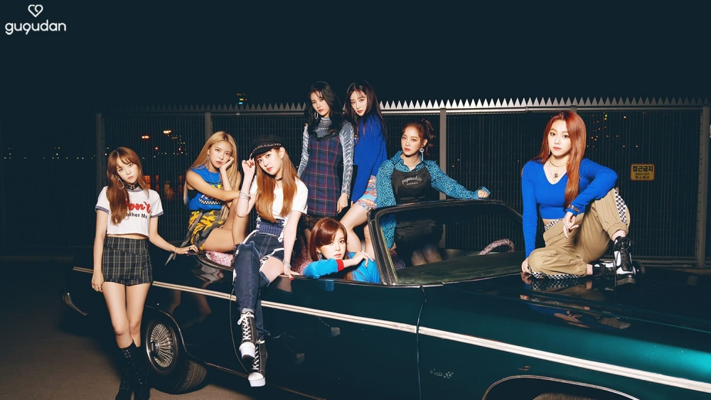 Jellyfish Entertainment Announce Disbandment of gugudan!