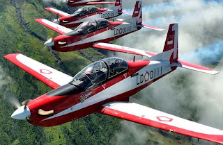 Tim Jupiter Aerobatic Team (JAT)