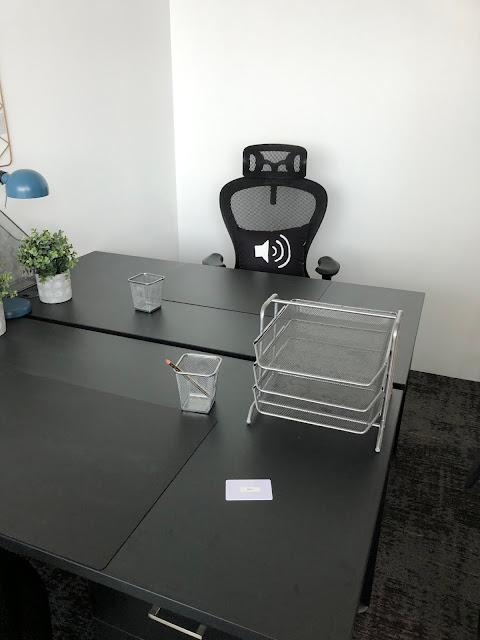 colony office space