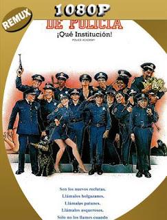 Loca Academia de Policia(1984)HD [1080p REMUX] Latino [GoogleDrive] SilvestreHD