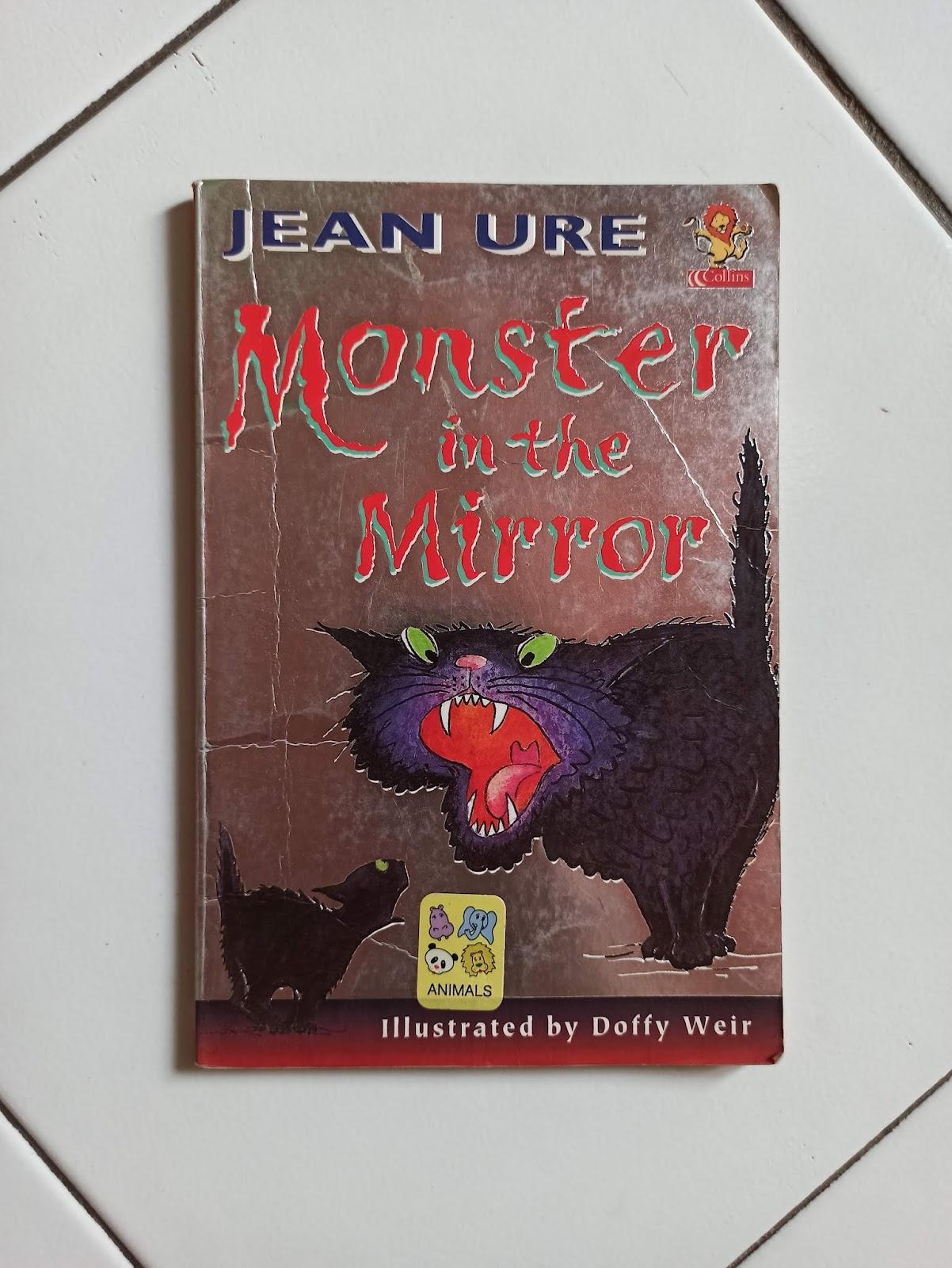 Novel Import Monster in the Mirror
