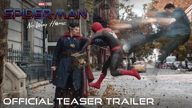 Spider-Man: No Way Home (Trailer Film 2021) Omul-Păianjen: Niciun drum spre casă