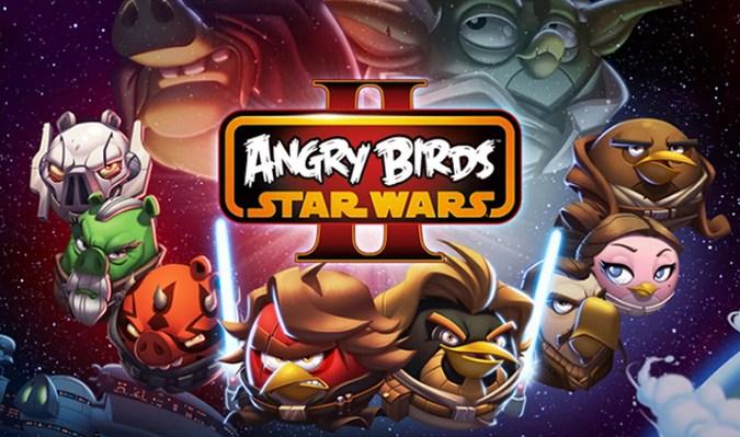 Game Android Offline Terbaik Sepanjang Masa - Angry Birds Star Wars II