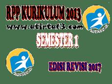 Revisi RPP Matematika Kurikulum 2013 Kelas 5 Semester 1