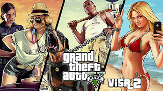Grand theft auto 5: Visa 2 apk Download For Android