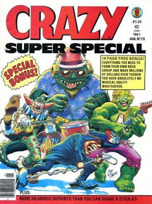 Crazy #70, Super Special