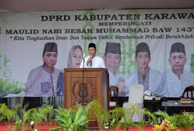 DPRD : Mohon Maaf Lahir & Batin