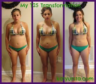 T25 transformation