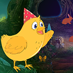 Games4King Birthday Chick Escape