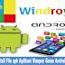 Cara Mudah Menginstall File apk Aplikasi Maupun Game Android di Emulator Windroye