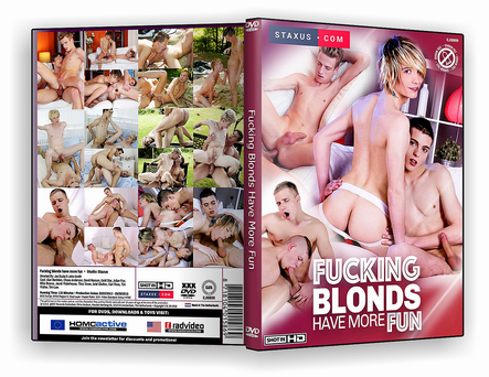 DVD Fucking Blonds Have More Fun xxx 2019 - ISO