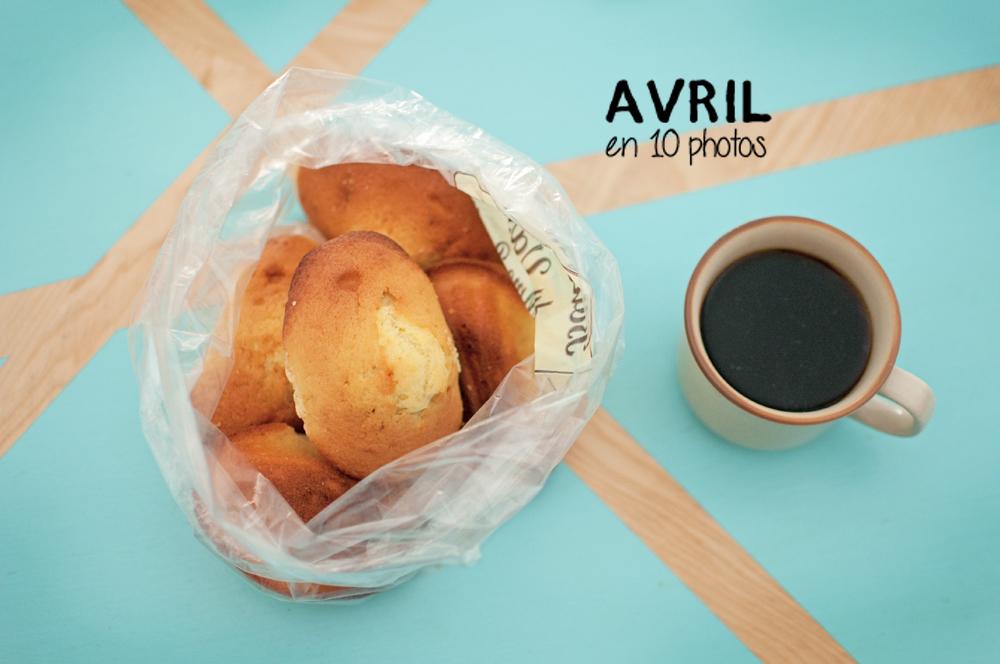 Sachet de 10 madeleines nature de la boulangerie artisanele du vast