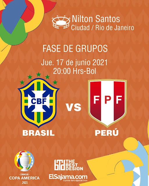 La Copa America de Brasil