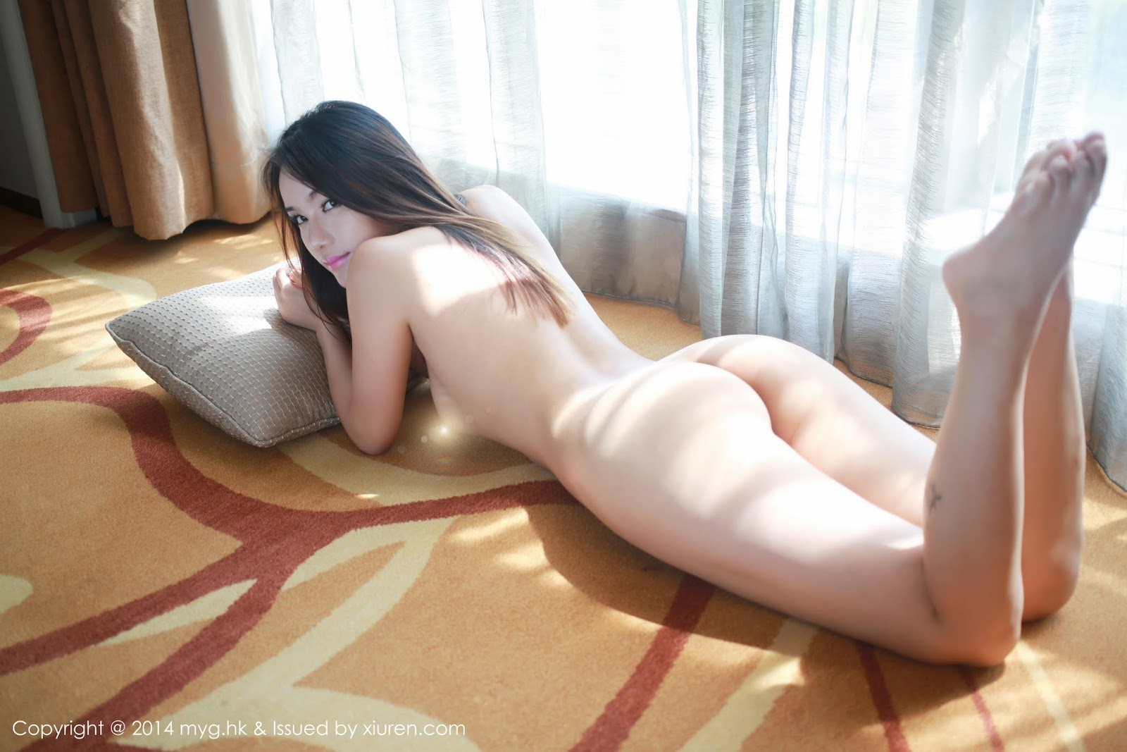 0026 - Beautiful Naked Girl Model MYGIRL VOL.35
