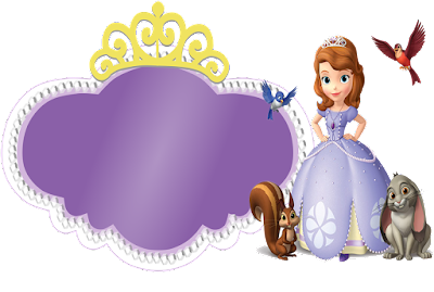sweet sofia the first free printable invitations labels or cards